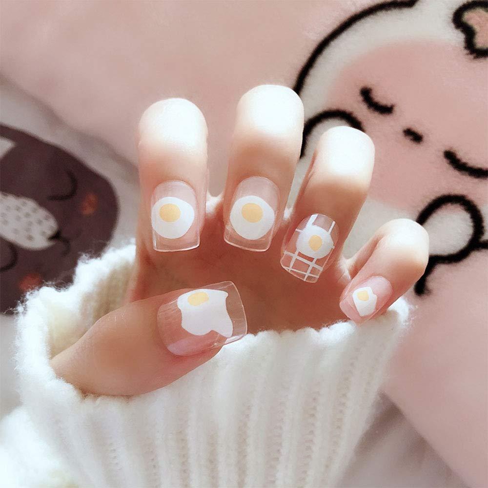 Manicura egg nail
